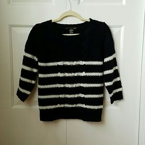Ellison Sweaters - Striped Sweater