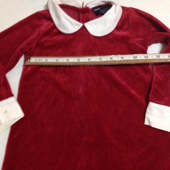 Ralph Lauren Dresses - Ralph Lauren red Christmas holiday dress 4T