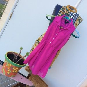 Iz Byer Other - IZ BYER Girl's Flowy Pink Dress BUNDLE ONLY