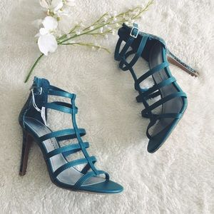 Christian Siriano Shoes - ❗️CLOSET CLOSING❗️Christian Siriano Strappy Heels