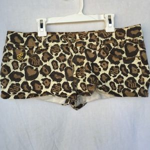 Rocawear Pants - Roca Wear Animal Print Shorts