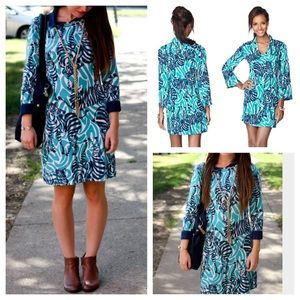 Lilly Pulitzer 'I'm Game' Devina Dress