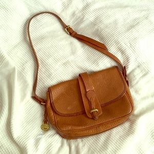 Vintage Dooney & Bourke Equestrian Bag