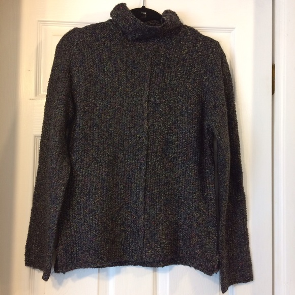 88% off Habitat Sweaters - SALE! Habitat grey wool turtleneck ...