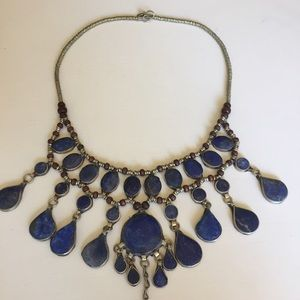 Child of Wild Jewelry - Child of wild lapis necklace