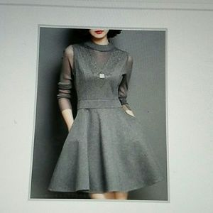 Dresses & Skirts - $$$REDUCED MOCK TURTLE NECK TOP
