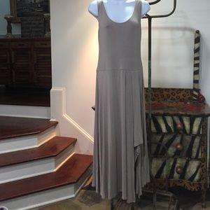Calvin Klein Dresses - Calvin Klein Cream Long Knit Dress- Sz 10