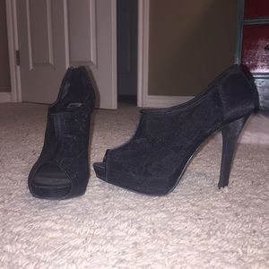 Elle Shoes - Lacy Elle Heels
