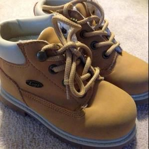 Other - Toddler boy Lugz boots size 8