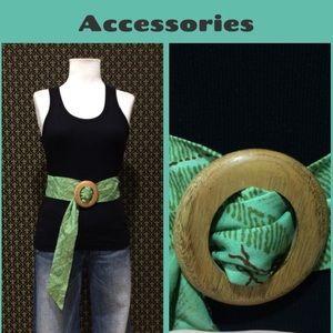 """Anthropologie Accessories - Anthro """"Four-In-Hand Belt"""""""