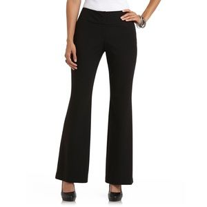 Metaphor Pants - Women's black dressing pants