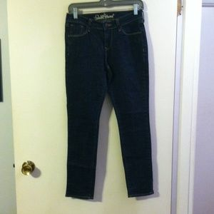 Old navy sweetheart jeans.