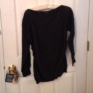 Prada simple grey sweater