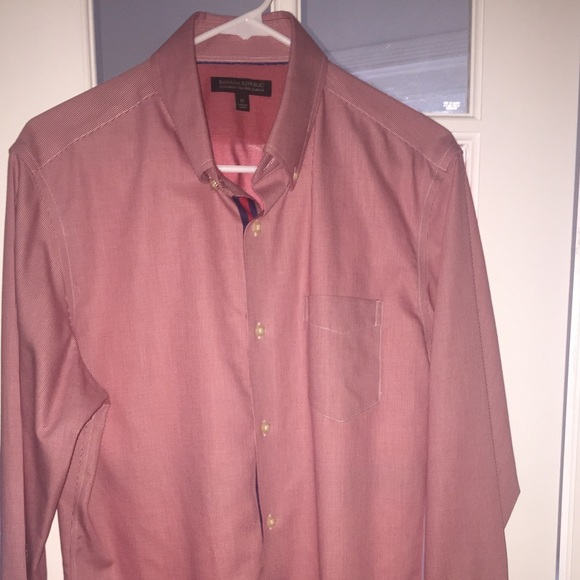 49 off banana republic other br non iron slim fit dress for No iron slim fit dress shirts