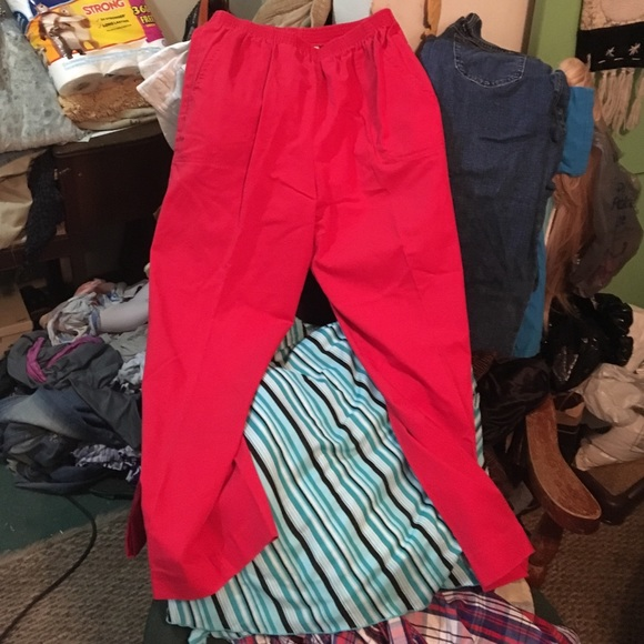 Cabin Creek Stretch Waist Pants