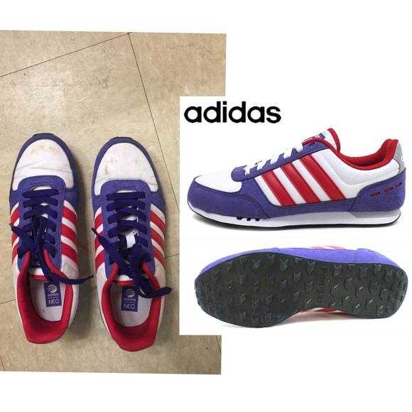 lowest price 31ef1 7905c Adidas Shoes - Adidas NEO city racer running shoes