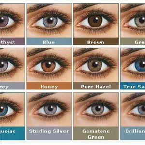 makeup pure hazel colored contacts freshlook poshmark