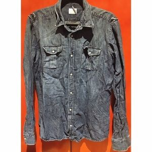 Jey Cole Man Tops - Denim top