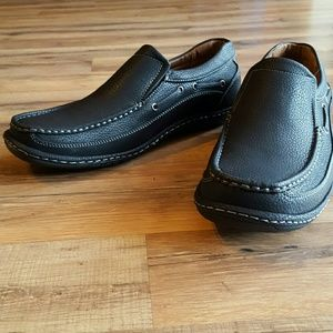Ancora Other - Black loafers