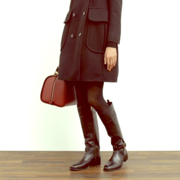 Tory Burch Shoes - Tory Burch Blaire Riding Boots