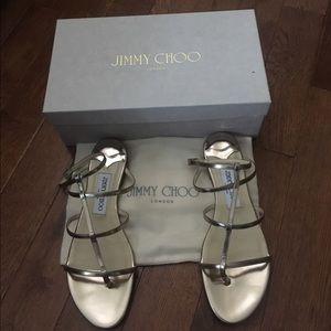 Jimmy Choo Gladiator Sandal