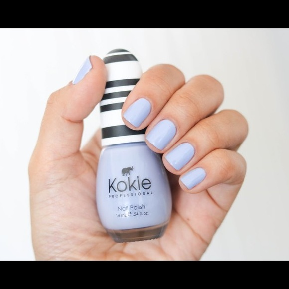 New Light Blue Nail Polish