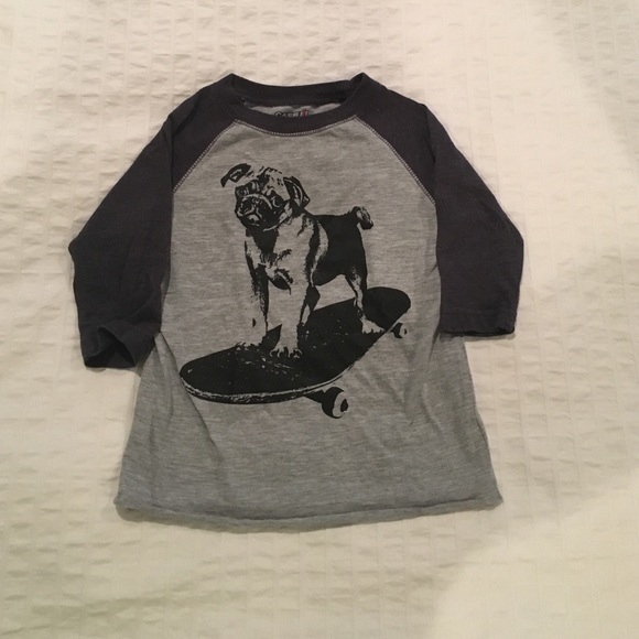 Clothing, Shoes & Accessories Hearty Adidas Gray & Black T-shirt Boys Size 4 Nwt Attractive Fashion Kids' Clothing, Shoes & Accs