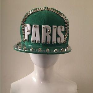 Paris Studded Hat