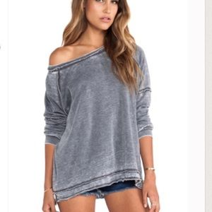 Free People Off the shoulder sweater S