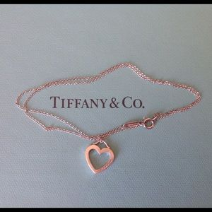 Tiffany & Co. Jewelry - 🎉TODAY ONLY🎉Tiffany & Co. Heart Necklace