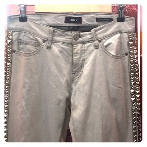 BDG studded jeans