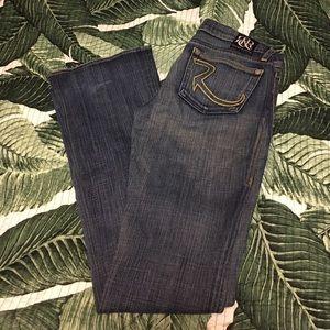 Rock & Republic classic blue jeans 35 inch inseam