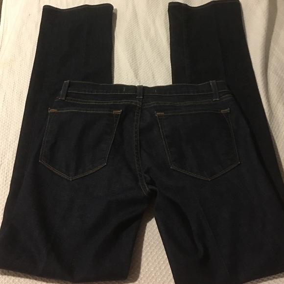 80 off j brand denim sale nwot j brand straight leg jeans from toni 39 s closet on poshmark. Black Bedroom Furniture Sets. Home Design Ideas