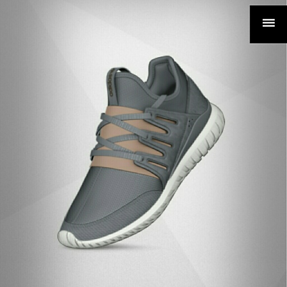 Customized Adidas MI TUBULAR RADIAL Running Shoes