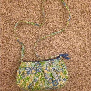 "Vera Bradley ""English Meadow"" small purse"