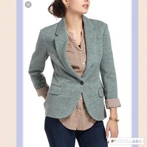 Anthropologie Cartonnier size small blazer