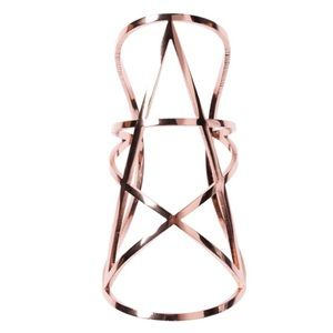 Pamela Love Jewelry - Pamela Love Rose Gold Pentagram Oversized Cuff