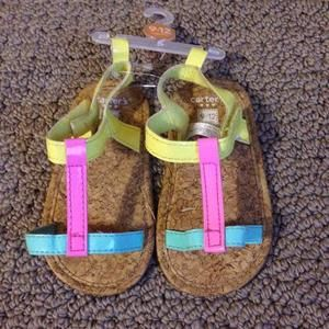 Other - Carter's Sandals