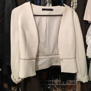 Ark & Co Jackets & Blazers - Medium white Blazer