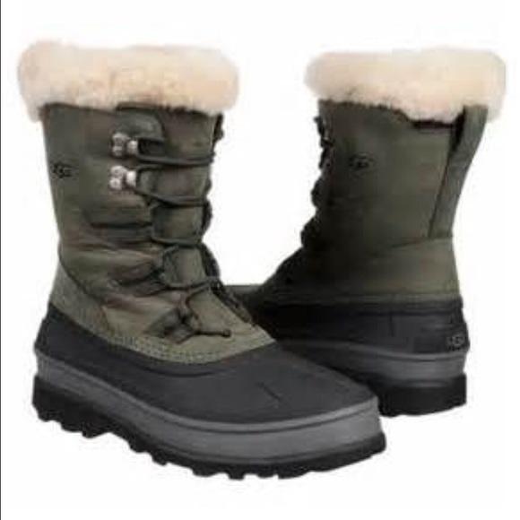 c7ee7139b38 UGG Capitan Men's Snow Boot 14 New NWT