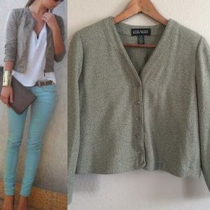 Ellen Tracy Jackets & Blazers - Tweed Jacket