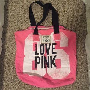 PINK Victoria's Secret Handbags - Victoria secret pink tote