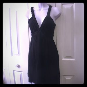Simple black dress xs by mossimo