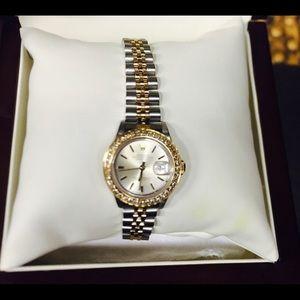 Rolex Accessories - Ladies Rolex Watch 18k-Jubilee band