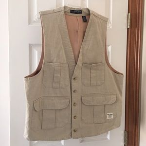 Pepe Jeans Other - Nice linen vest by Pepe Jeans of London.
