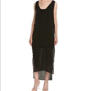 Young Fabulous & Broke split-side maxi dress