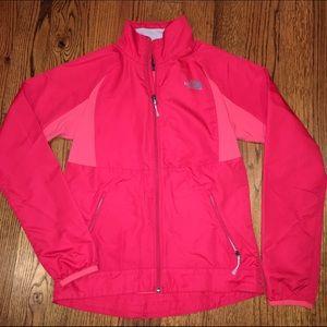 North Face full-zip lightweight jacket