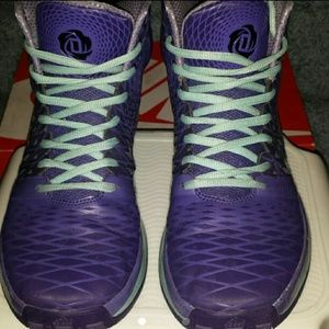 Adidas Other - ADIDAS DERRICK ROSE SNEAKERS SZ 6.5M