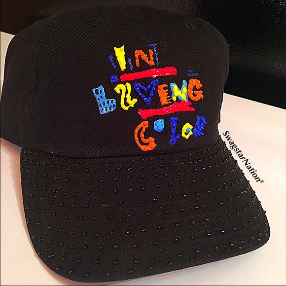 Custom In Living Color dad hat 8f36276a46a0