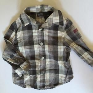 Other - NWOT Plaid Short by Kenneth Cole